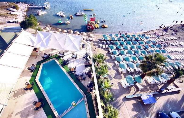 Tuntas Hotel Altinkum - Pool - 20