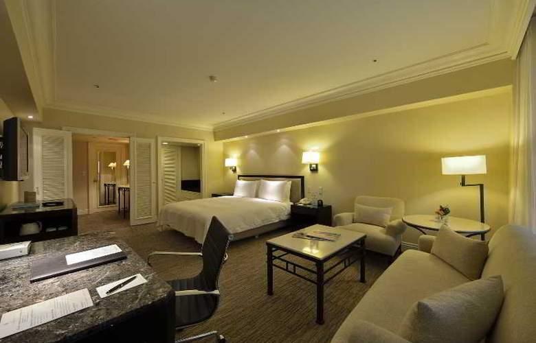 The Sherwood Hotel Taipei - Room - 17