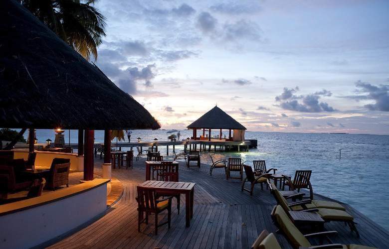 Angsana Ihuru - Terrace - 8