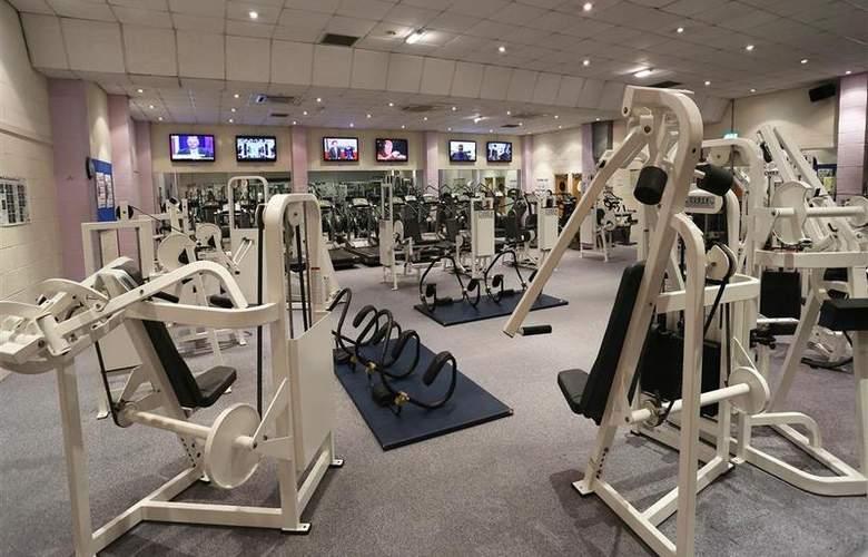 Best Western Park Hall - Sport - 268