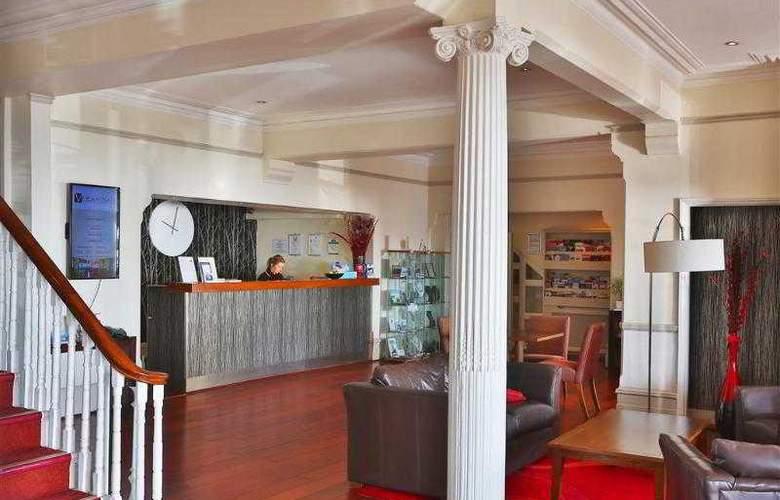 Best Western York House - Hotel - 46
