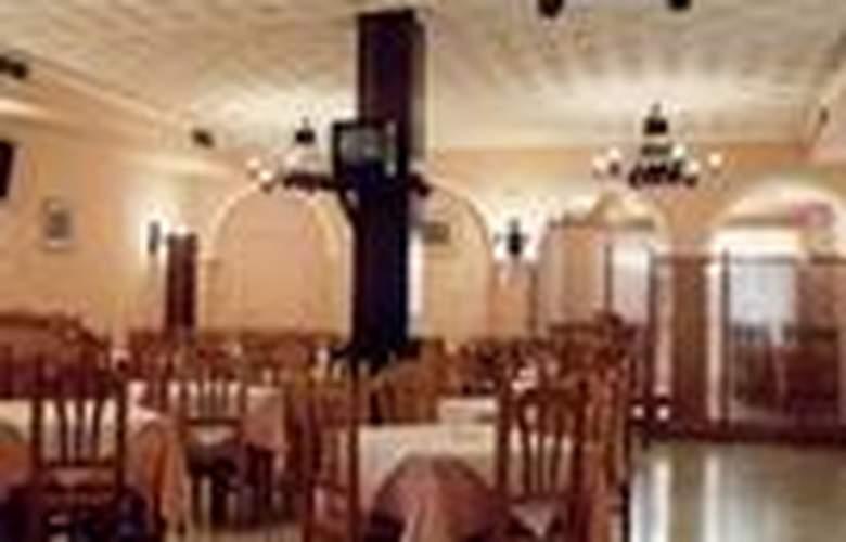 C&R Hotel El Faisan - Restaurant - 7