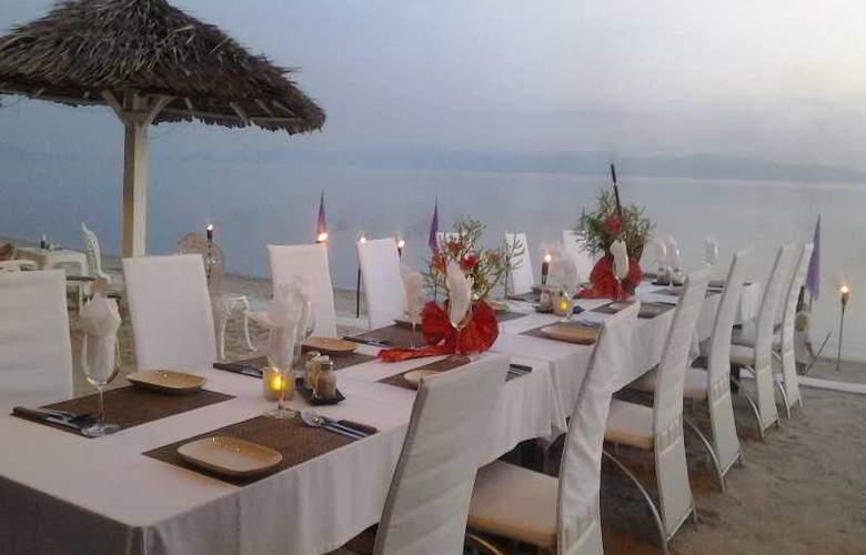 Milky Bay Resort Koh Phangan - Restaurant - 22