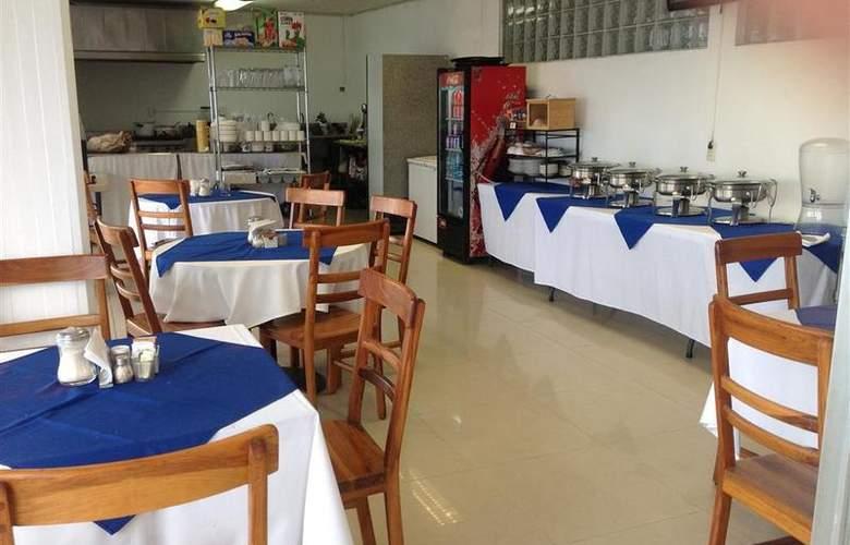 Best Western Riviera De Tuxpan - Restaurant - 34