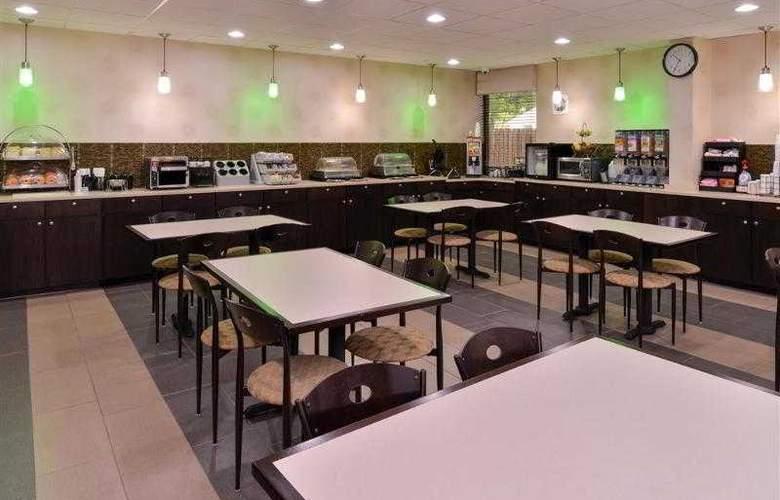 Best Western Plus Richmond Airport Hotel - Hotel - 24