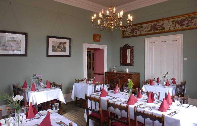 Londonderry Arms Hotel - Restaurant - 10