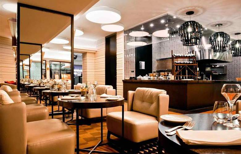 Sofitel Warsaw Victoria - Restaurant - 34