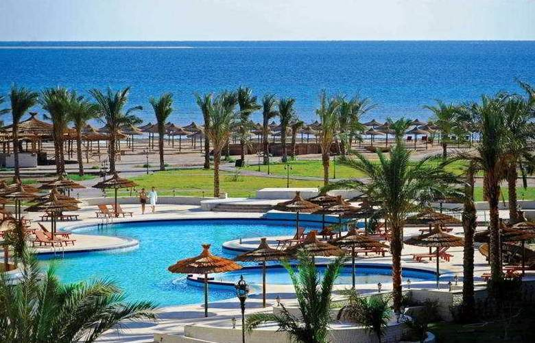Amwaj Blue Beach - Pool - 4
