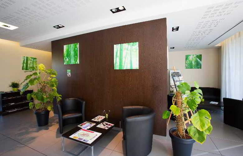 All Suites Appart Hotel Pau - General - 11