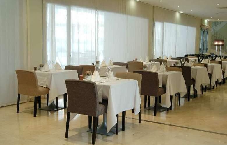 Eurostars Plaza Delicias - Restaurant - 9