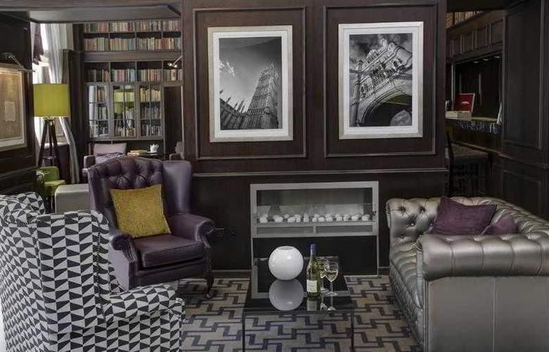 Best Western Mornington Hotel London Hyde Park - Hotel - 35