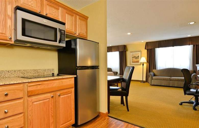 Best Western Dubuque Hotel & Conference Center - Room - 91