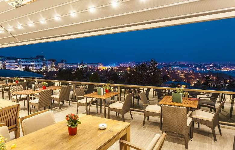 Hilton Istanbul - Terrace - 29