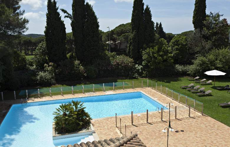 Best western Golf Hotel De Valescure - Pool - 8