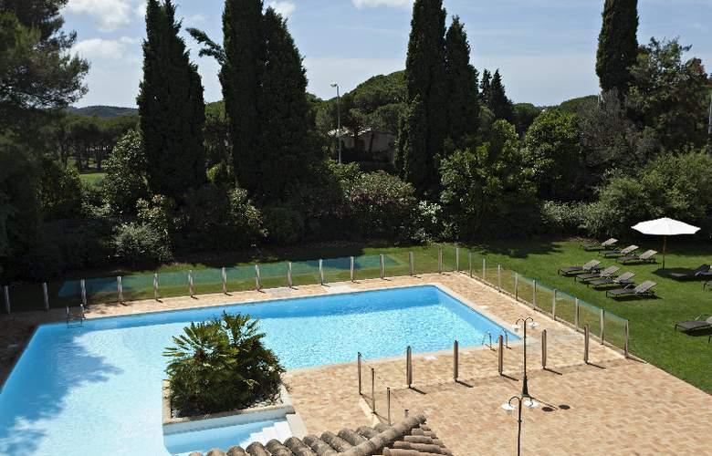 Best western Golf Hotel De Valescure - Pool - 7