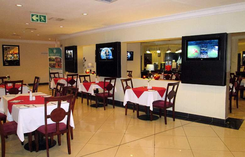 The Executive Hotel - Midrand - Restaurant - 2