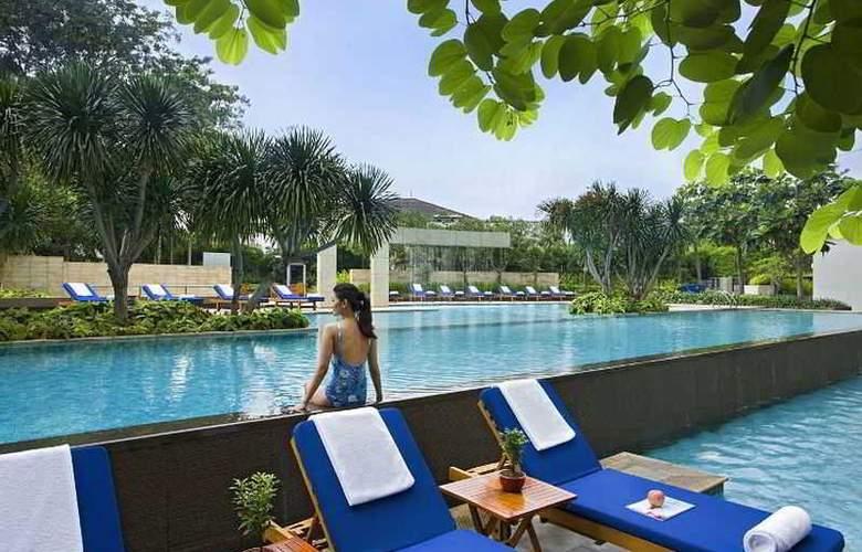 Somerset Berlian Jakarta - Pool - 10