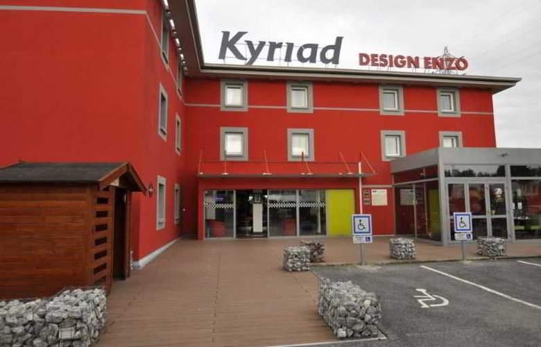 Kyriad Design Enzo Reims Tinqueux - Hotel - 0