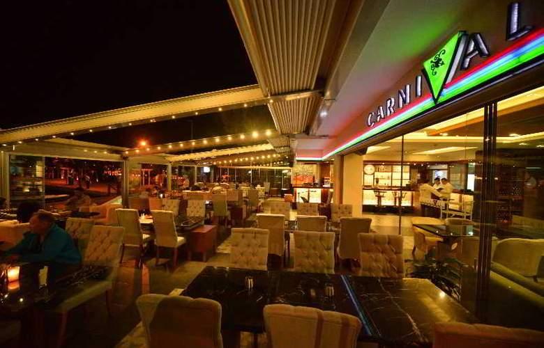 Orka Boutique Hotel - Restaurant - 9