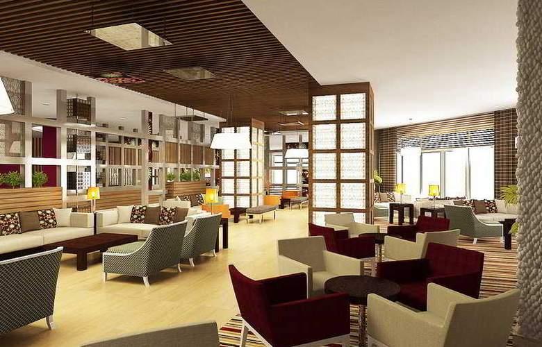 Commodore Elite Suites & Spa - Restaurant - 3