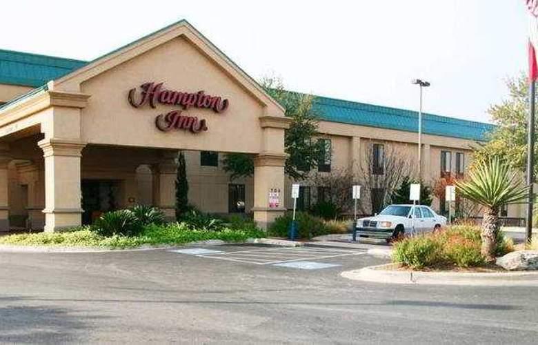Hampton Inn Marble Falls-On The Lake - Hotel - 0