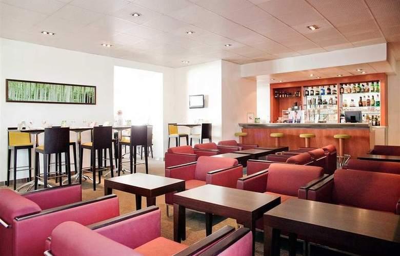 Novotel Mulhouse Sausheim - Bar - 30