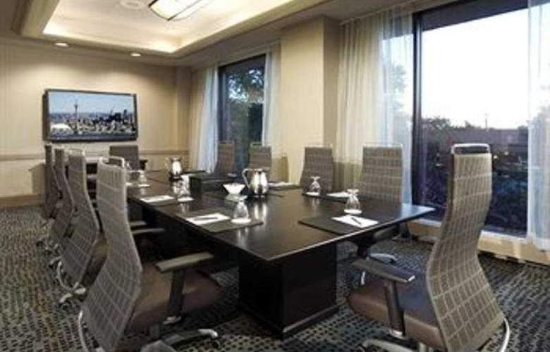 Hilton Mississauga/Meadowvale - Conference - 4