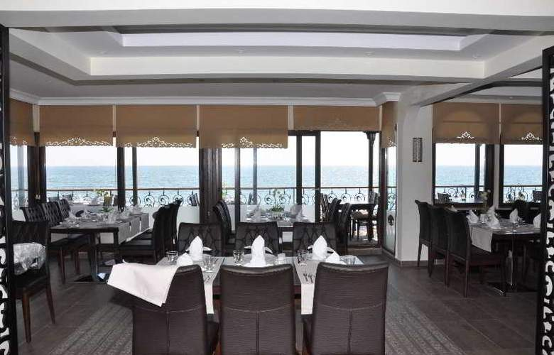 Diamond City Resort Kumburgaz - Restaurant - 2