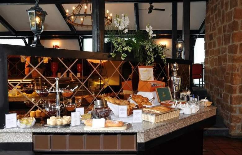 Best Western Leoso Hotel Leverkusen - Restaurant - 81