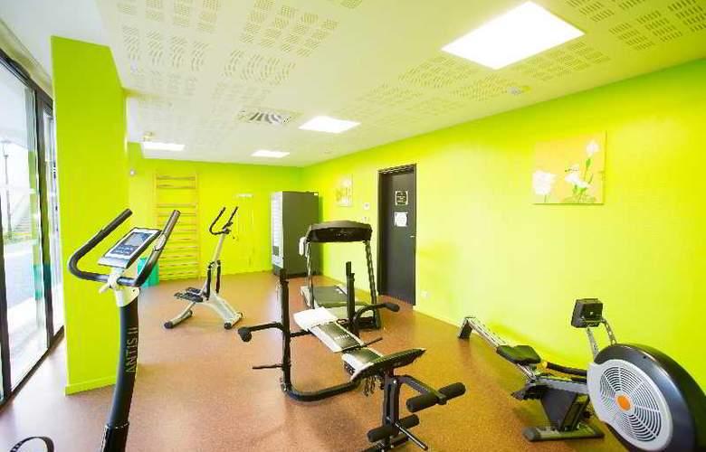 All Suites Appart Hotel Pau - Sport - 17