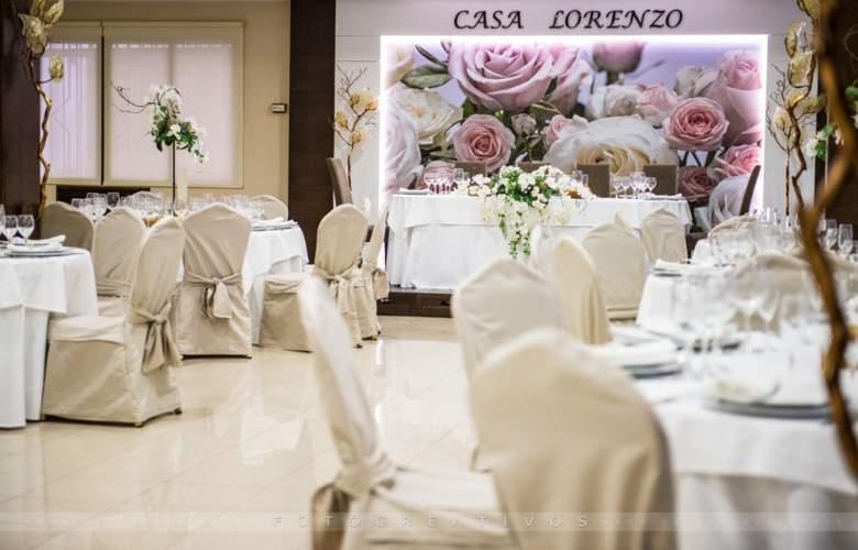 Casa Lorenzo - Restaurant - 5