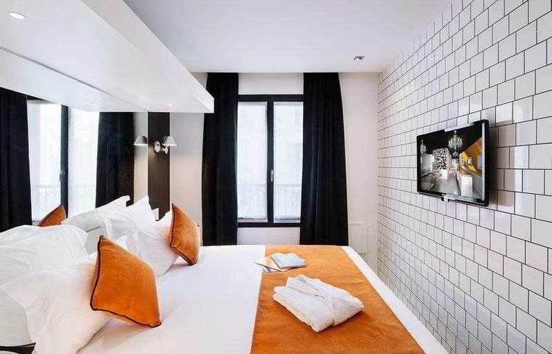 Best Western Premier Faubourg 88 - Hotel - 0