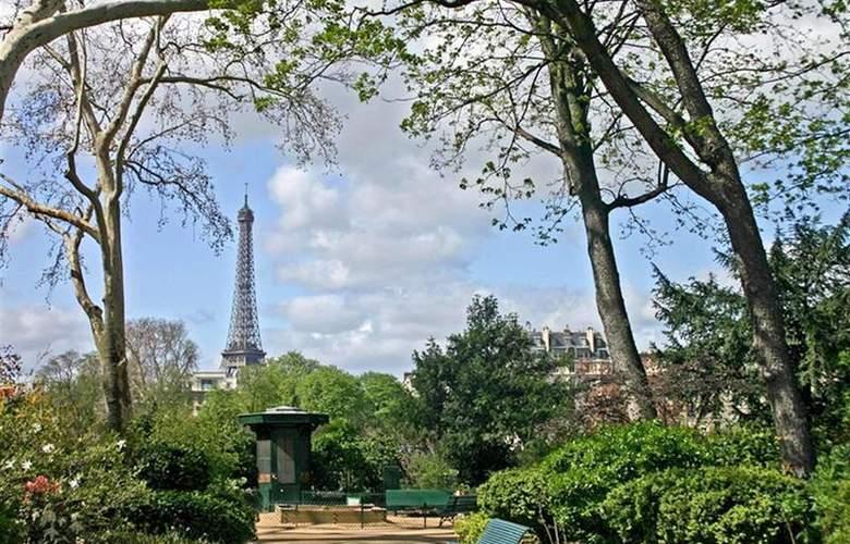 Mercure Paris Tour Eiffel Pont Mirabeau - Hotel - 38
