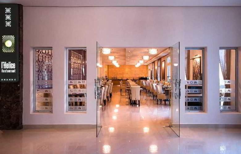 Atlas Sky Airport Hotel - Restaurant - 25