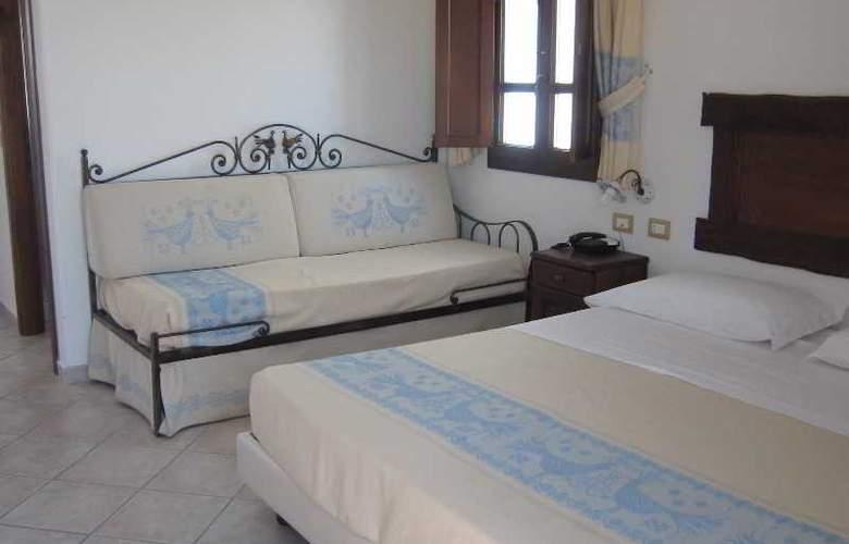 Nuraghe Arvu - Room - 12