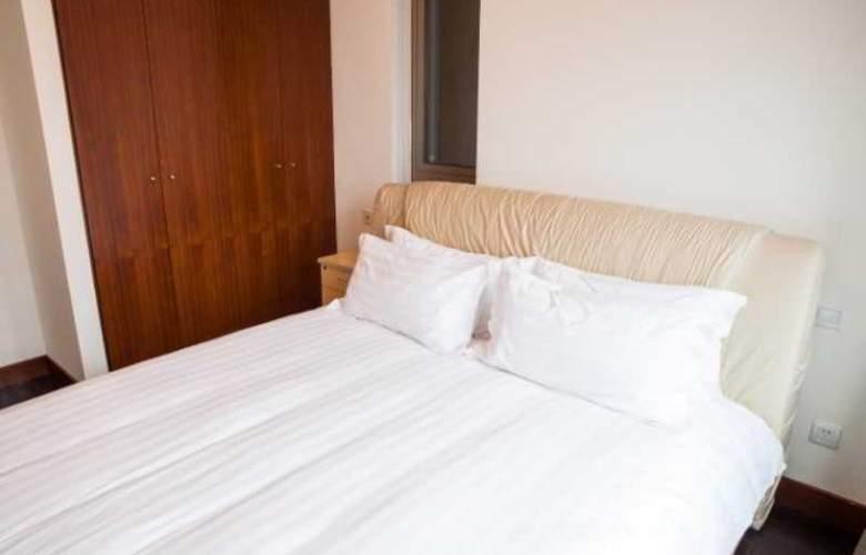 Yopark Serviced Apartment Jingan Four Season - Room - 12
