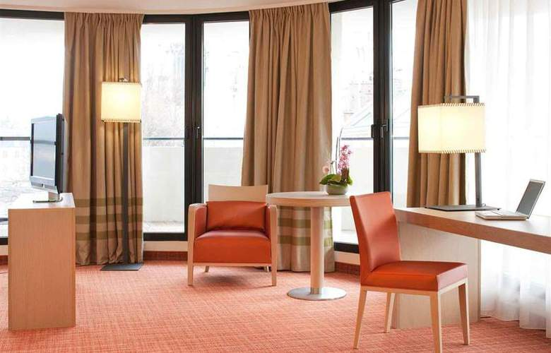Mercure Amiens Cathedrale - Hotel - 55