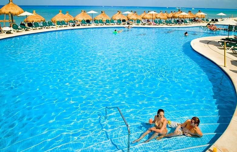 Occidental Cozumel - Pool - 3