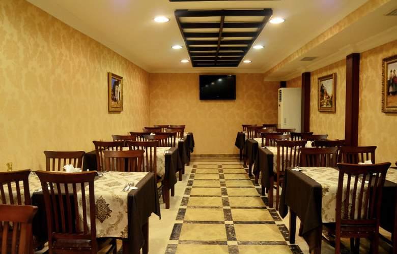 Balin Hotel - Restaurant - 6
