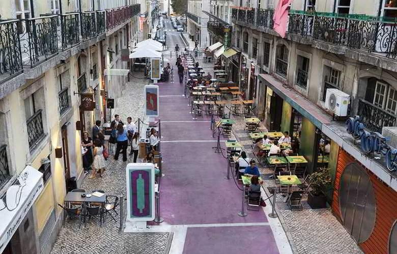 Hello Lisbon Cais do Sodre - Hotel - 11