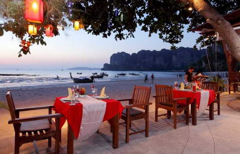 Sand Sea Resort and Spa Krabi - Restaurant - 8