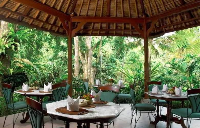 Tjampuhan Hotel & Spa - Restaurant - 7