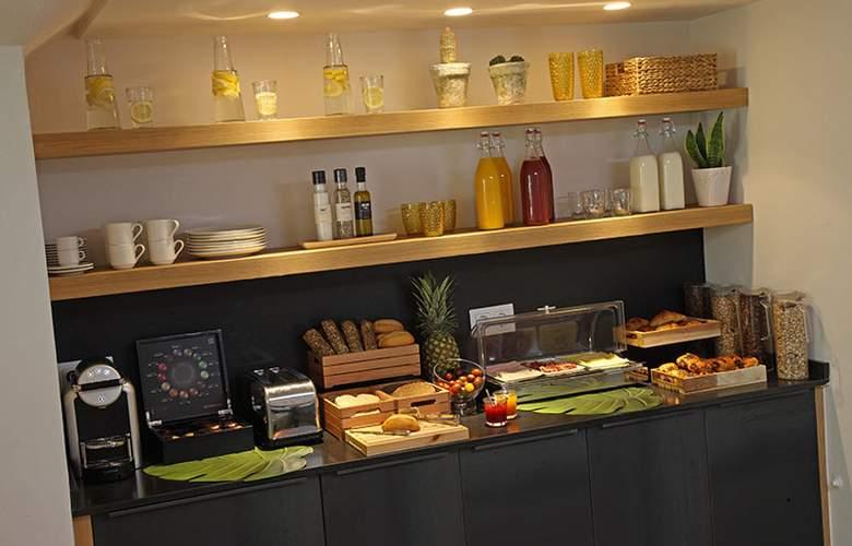 Chic & Basic Lemon Boutique Hotel - Restaurant - 3