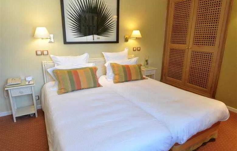 Best Western Hotel Montfleuri - Hotel - 38