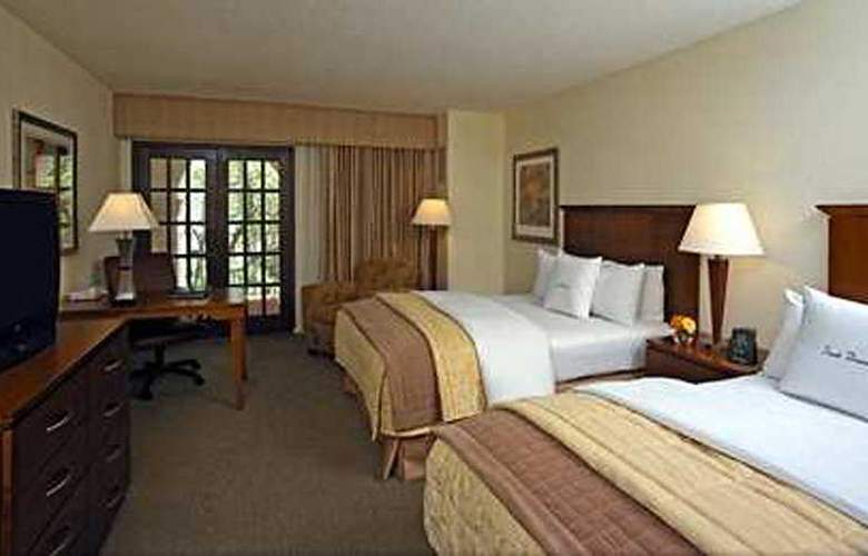 Doubletree Hotel Austin - Room - 2