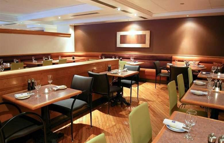 Novotel Toronto Mississauga Centre - Restaurant - 19