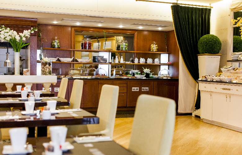 Le Chatelain Hotel Brussels - Restaurant - 27