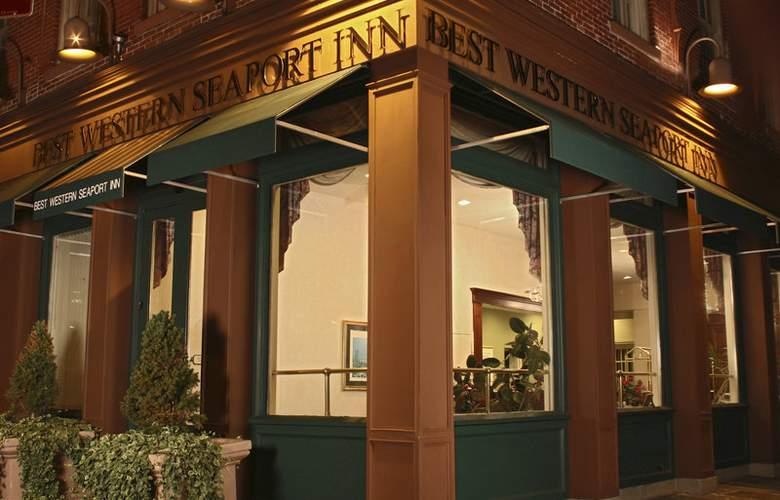 Best Western Plus Seaport Inn Downtown - Hotel - 0
