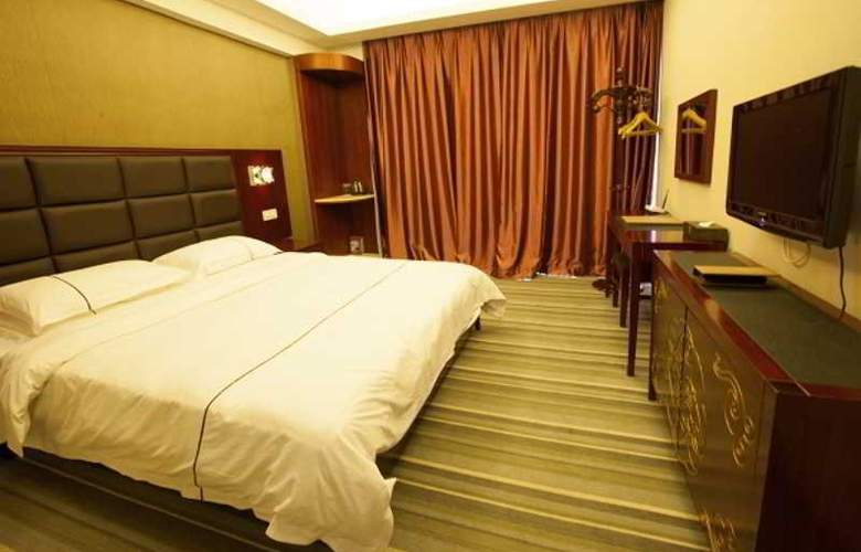Spring Time Hotel Zhujiang New Town Branch - Room - 7
