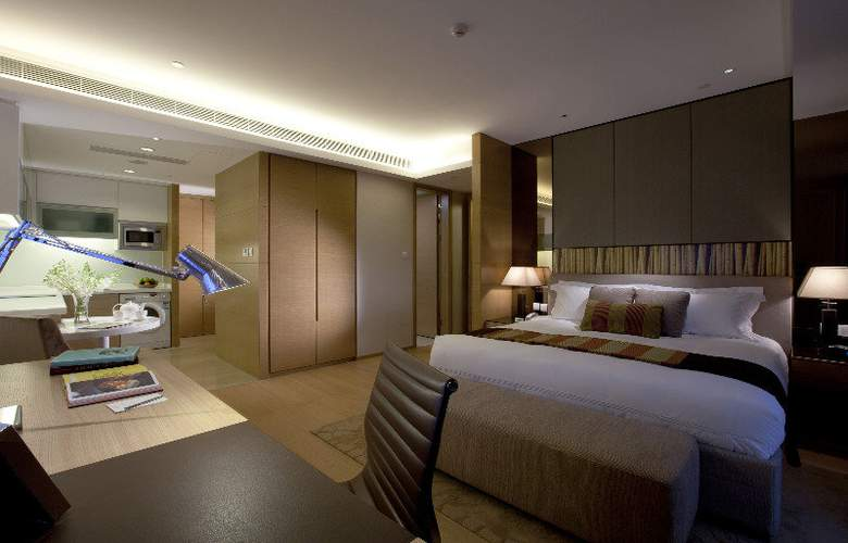Fraser Suites - Room - 0